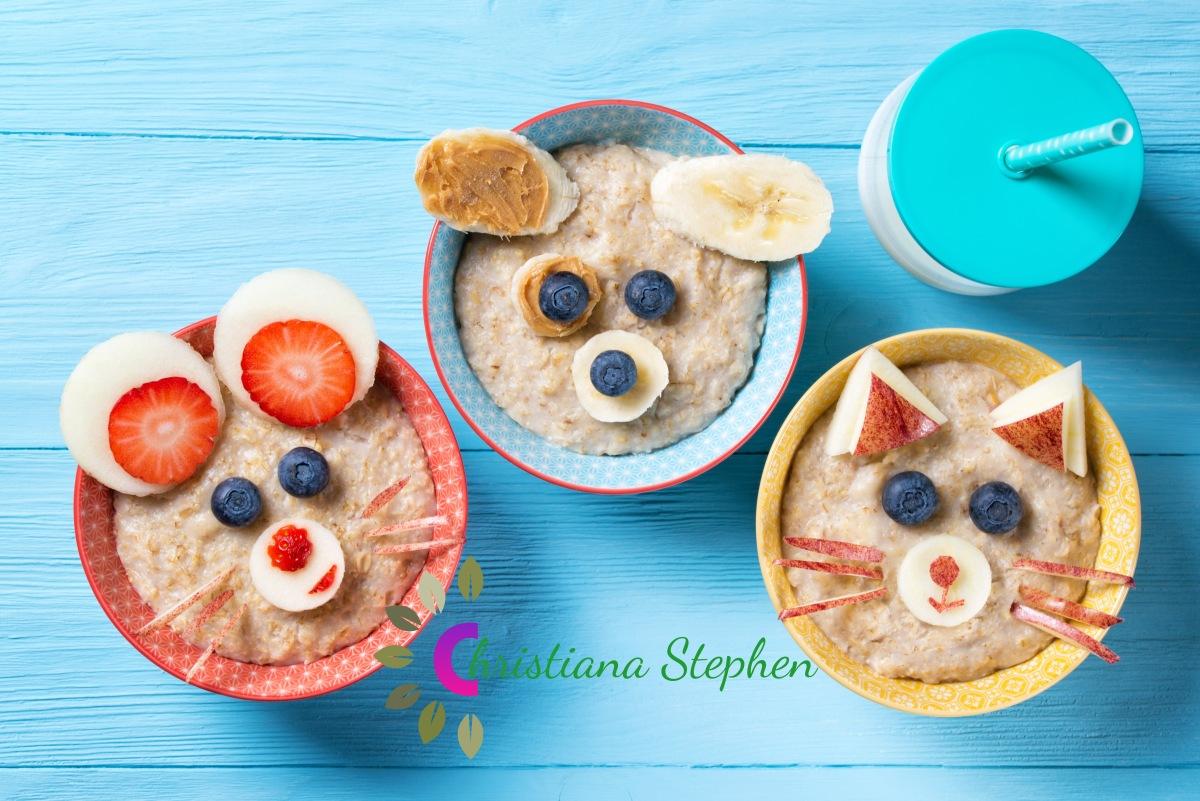 #123. Make Your Breakfast Healthy & Magical- Christiana Stephen