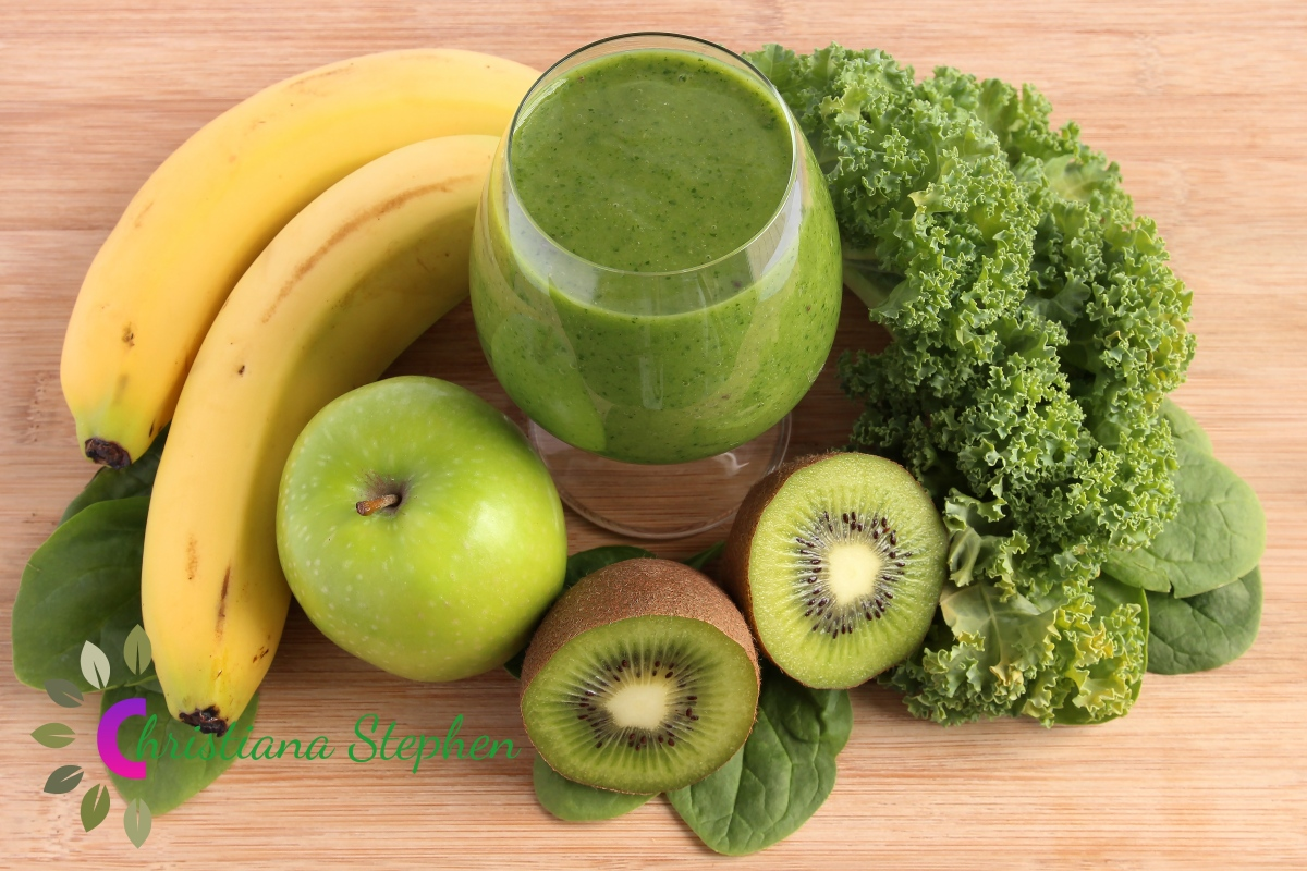 #137. Fuel Your Saturday with this Smoothie Recipe -Christiana Stephen